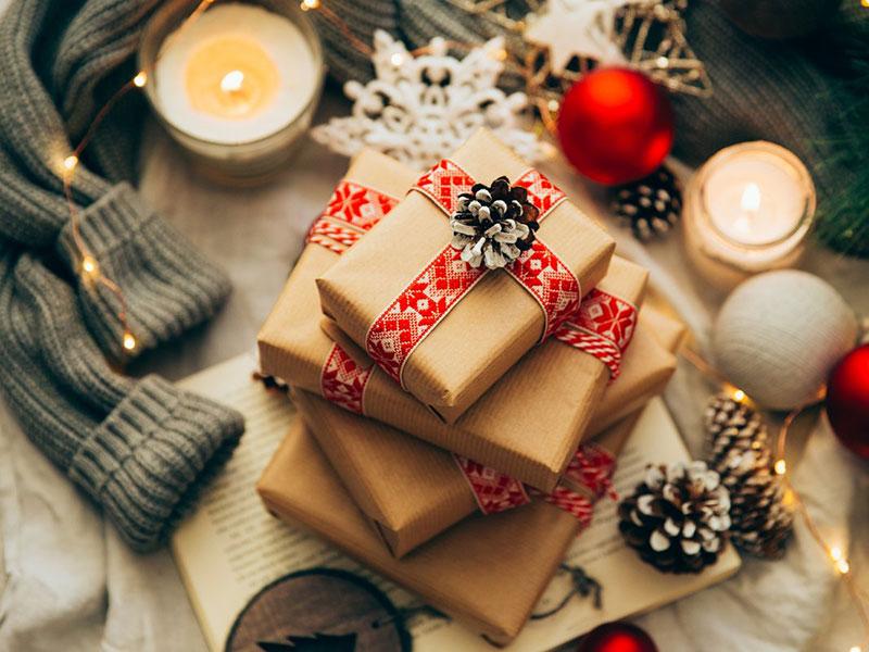 Tổ chức tiệc Giáng sinh tại nhà ấm cúng