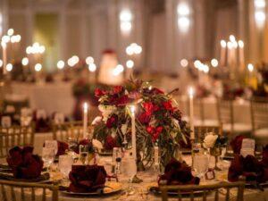 3 concept trang trí tiệc cưới lưu động ấn tượng