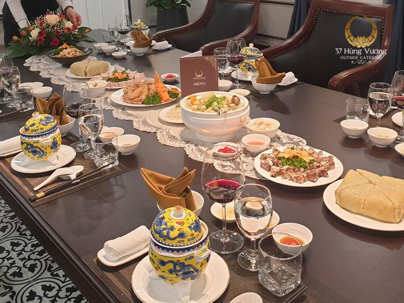 Dịch vụ đặt tiệc lưu động tại quận Hà Đông chuyên nghiệp và đẳng cấp